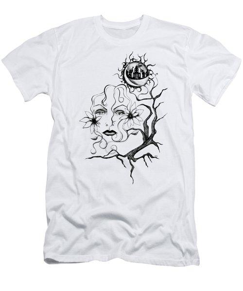 Eye Of The Beholder Men's T-Shirt (Athletic Fit)