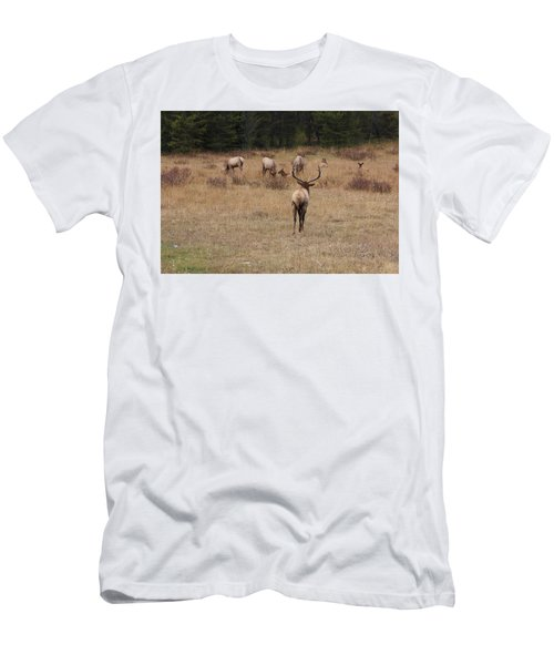 Faabullelk113rmnp Men's T-Shirt (Athletic Fit)