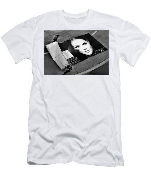 Face On The Floor Men's T-Shirt (Athletic Fit)