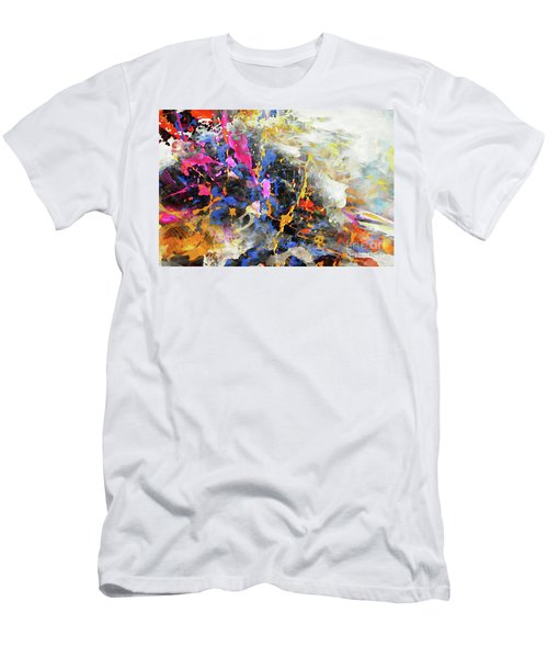 Faith Remains Men's T-Shirt (Athletic Fit)