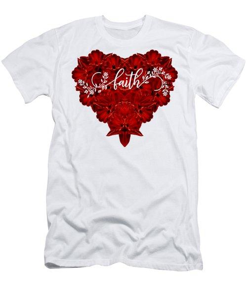 Faith Tee Men's T-Shirt (Athletic Fit)