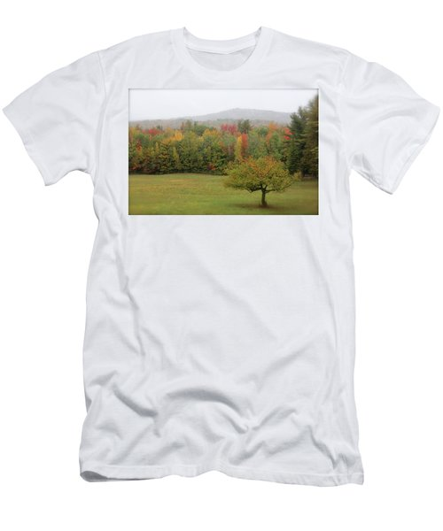 Fall Nh Men's T-Shirt (Athletic Fit)