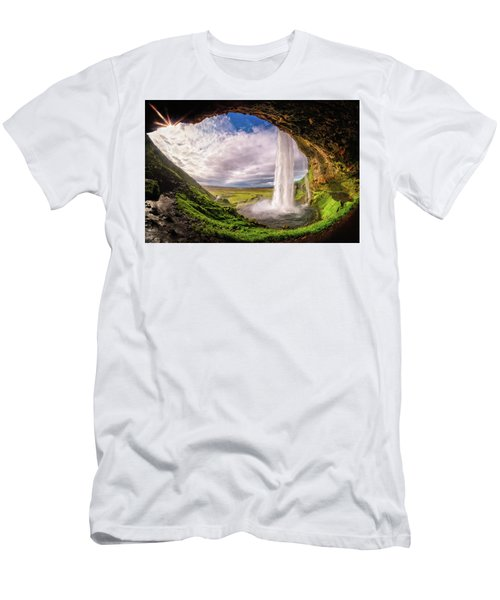 Falls Eye Men's T-Shirt (Athletic Fit)