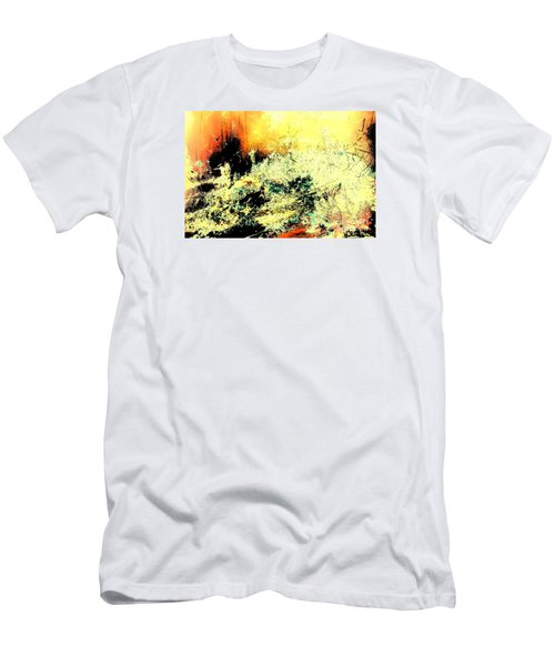 Fantasy Abstract Created Artwork    Men's T-Shirt (Athletic Fit)