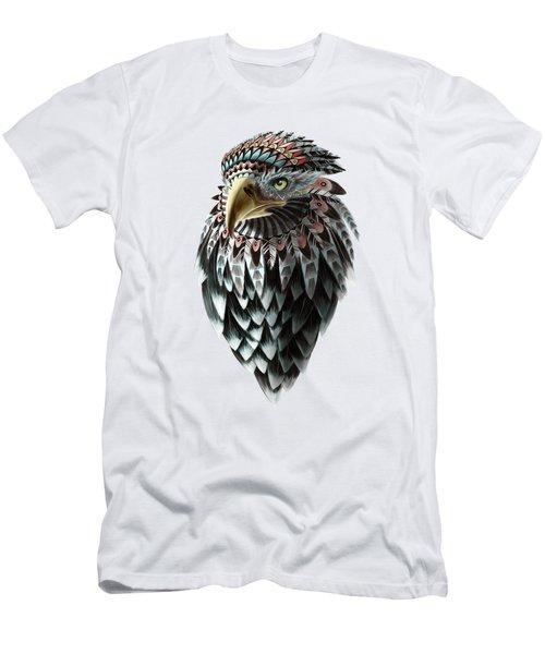 Fantasy Eagle Men's T-Shirt (Athletic Fit)