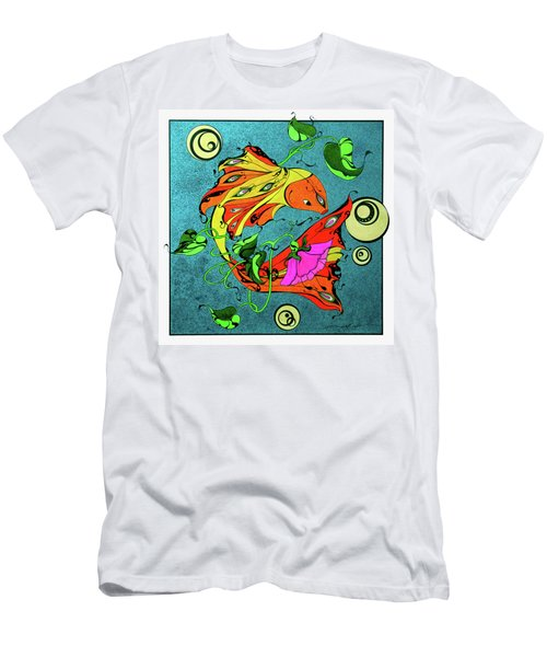 Fantasy Fish Men's T-Shirt (Athletic Fit)