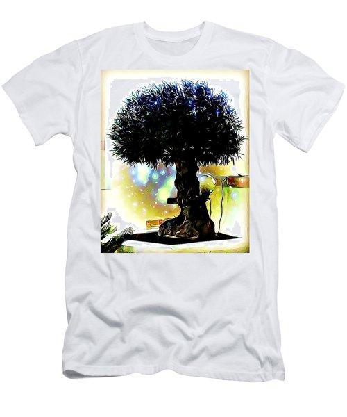 Fantasy World Men's T-Shirt (Athletic Fit)