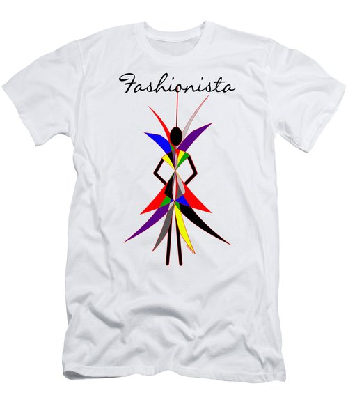 Fashionista Men's T-Shirt (Athletic Fit)