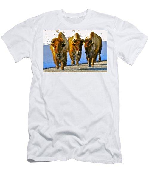 Feet Don't Fail Me Now #2 Men's T-Shirt (Athletic Fit)