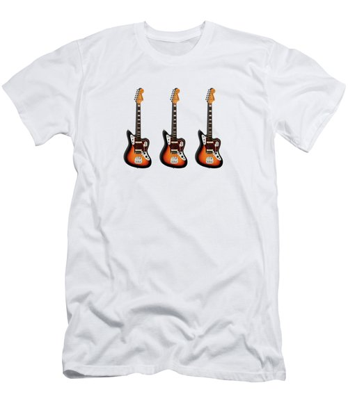 Fender Jaguar 67 Men's T-Shirt (Slim Fit) by Mark Rogan