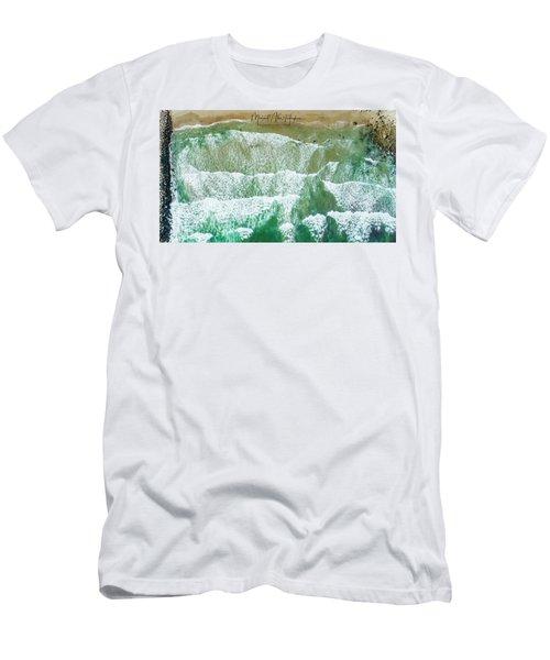 Fenway Best Little Beach Men's T-Shirt (Athletic Fit)