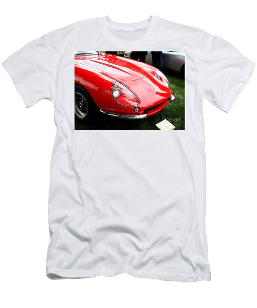 Ferrari 1 Men's T-Shirt (Athletic Fit)