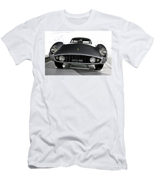 Ferrari Classic 2 Men's T-Shirt (Athletic Fit)