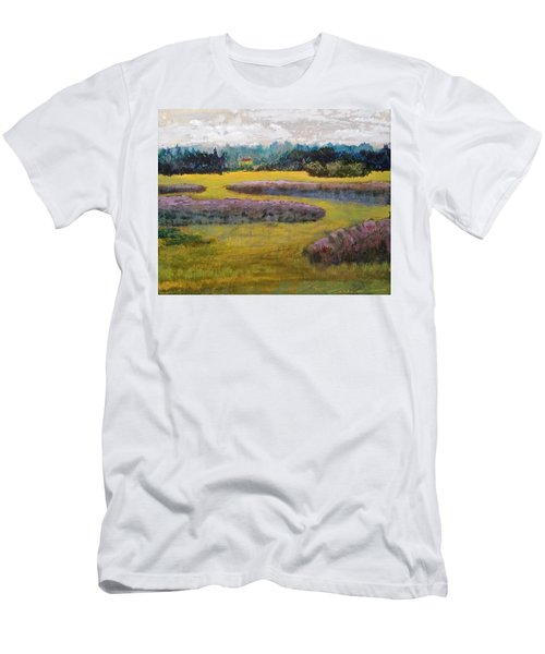 Fiddlers Ridge Marsh Men's T-Shirt (Athletic Fit)