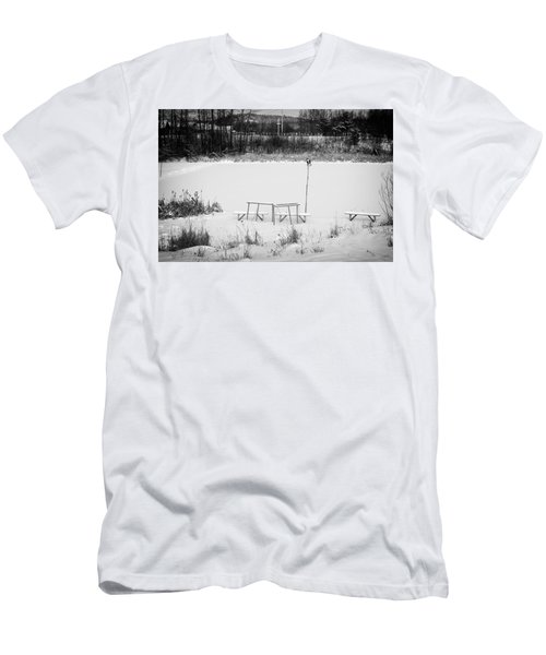 Field Of Dreams  Men's T-Shirt (Athletic Fit)