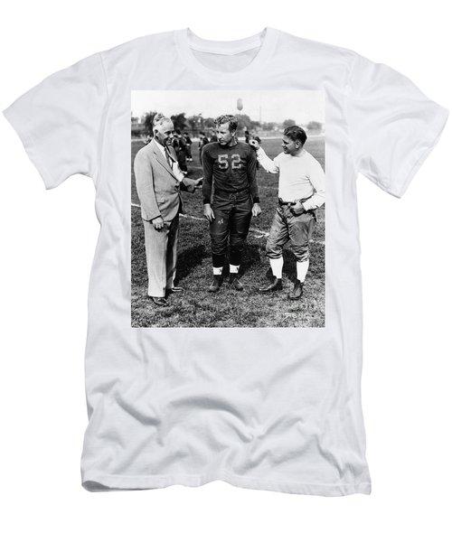 Fielding Yost (1871-1946) Men's T-Shirt (Athletic Fit)