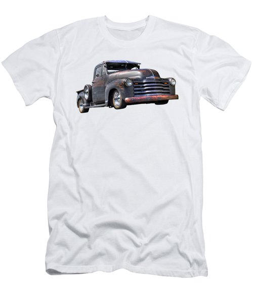 Fifties Rust - 1951 Chevy Men's T-Shirt (Athletic Fit)