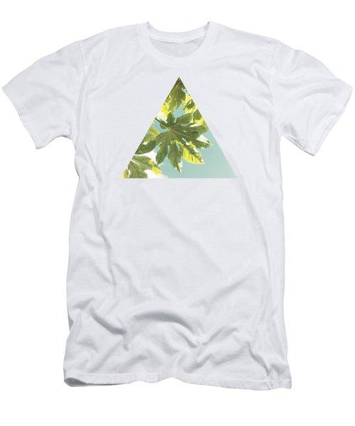 Fig Leaves Men's T-Shirt (Athletic Fit)