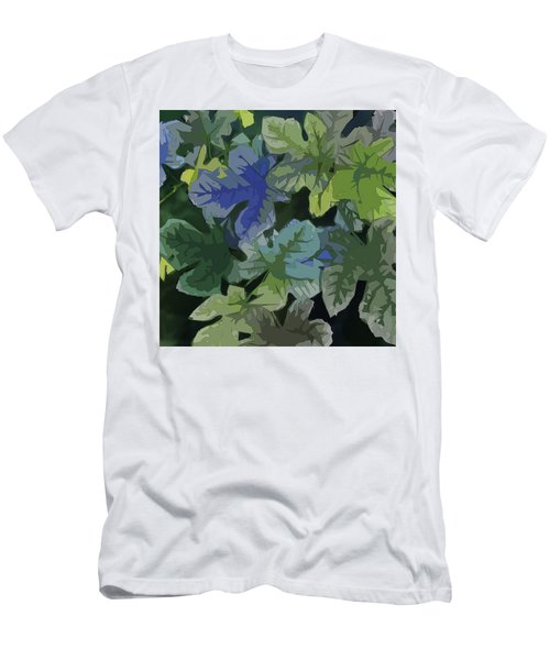 Fig Leaves Men's T-Shirt (Athletic Fit)