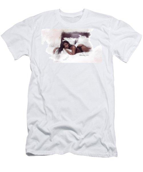Figure Study 2 Men's T-Shirt (Athletic Fit)