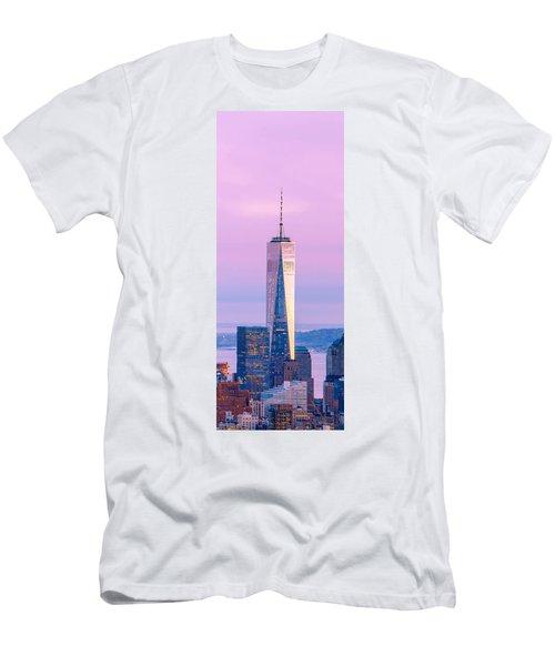 Finance Romance Men's T-Shirt (Athletic Fit)