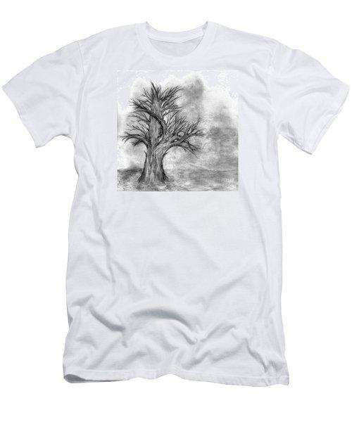 Finis Men's T-Shirt (Slim Fit) by John Krakora