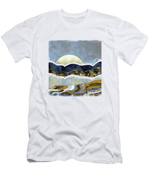 Firefly Sky Men's T-Shirt (Slim Fit) by Katherine Smit