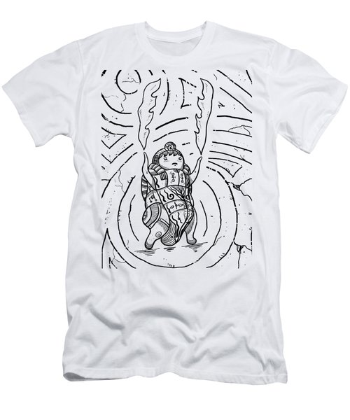 Firestarter Men's T-Shirt (Athletic Fit)