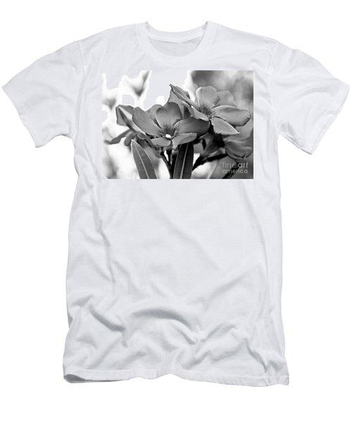 Men's T-Shirt (Slim Fit) featuring the photograph Firewalker Sw by Wilhelm Hufnagl