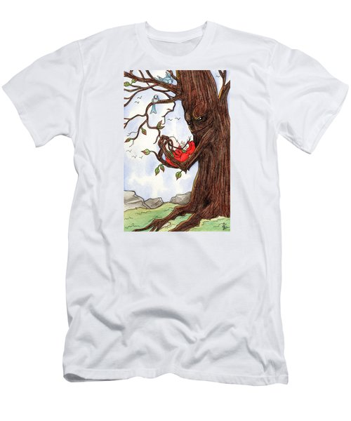 Firmly Rooted Men's T-Shirt (Athletic Fit)