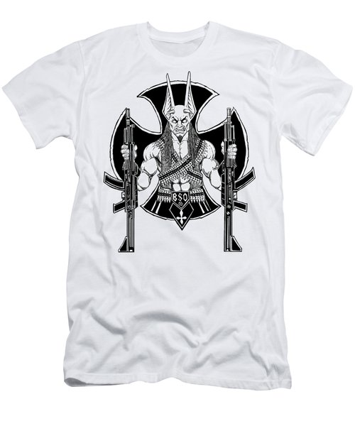 First Bastard Son Of Creation Men's T-Shirt (Athletic Fit)