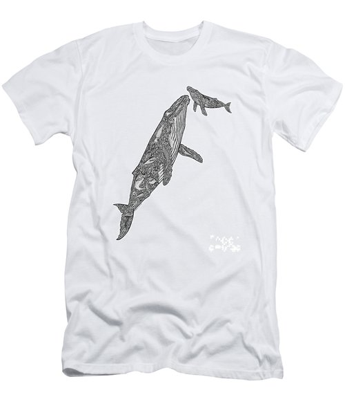 First Breath Men's T-Shirt (Athletic Fit)