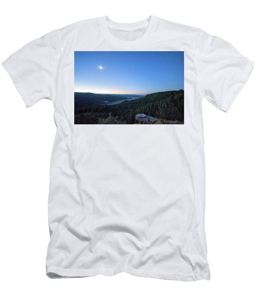 First Light At Salt Creek Men's T-Shirt (Athletic Fit)