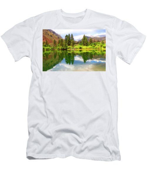 Fishing Intake 2 Men's T-Shirt (Athletic Fit)