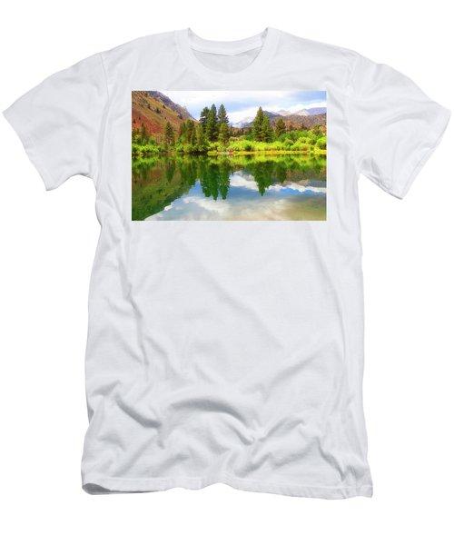 Fishing Intake 2 Men's T-Shirt (Athletic Fit)