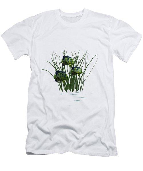 Fishpond3    T Shirt Men's T-Shirt (Athletic Fit)