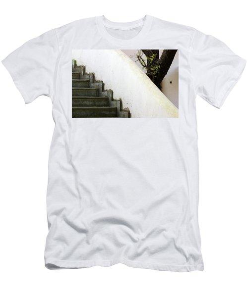 Five Steps To Glory Men's T-Shirt (Slim Fit) by Prakash Ghai