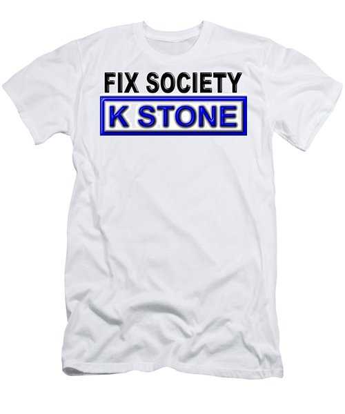Fix Society 2nd Edition Men's T-Shirt (Athletic Fit)