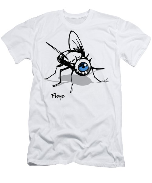 Fleye Men's T-Shirt (Athletic Fit)