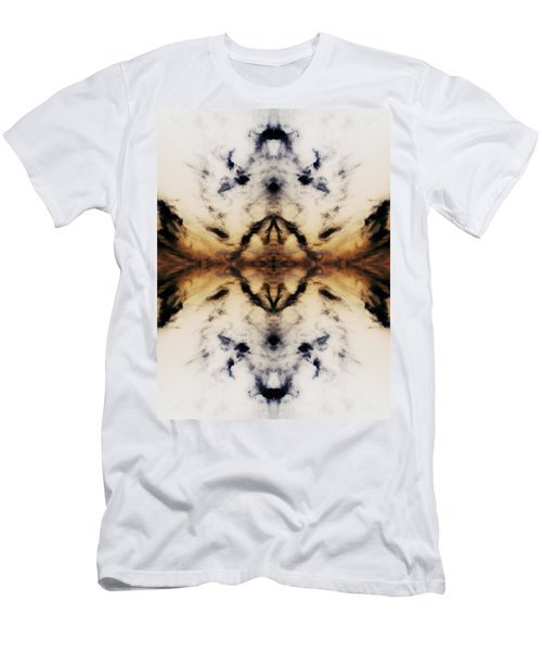 Men's T-Shirt (Athletic Fit) featuring the photograph Cloud No. 2 by Keith McGill