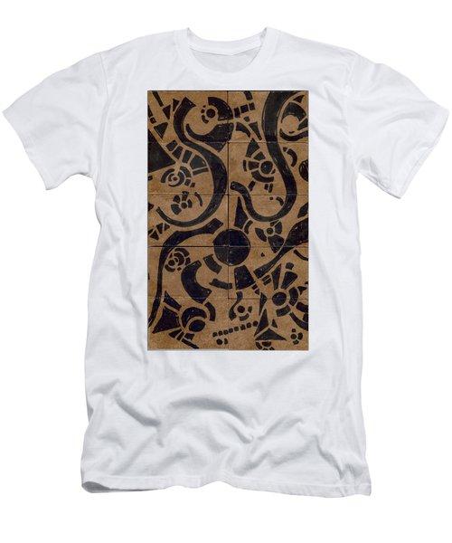 Flipside 1 Panel D Men's T-Shirt (Athletic Fit)