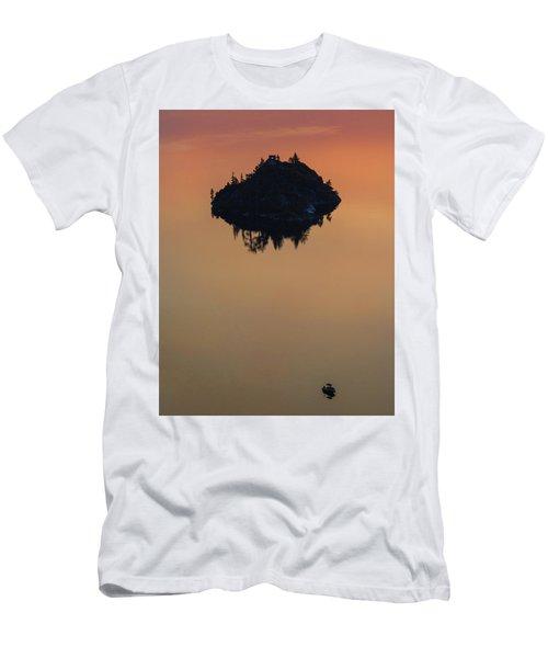 Floating Castle Men's T-Shirt (Athletic Fit)