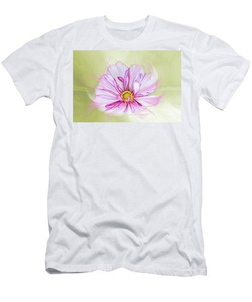 Floral Wonder Men's T-Shirt (Athletic Fit)
