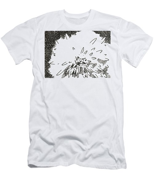 Flower 1 2015 Aceo Men's T-Shirt (Slim Fit) by Joseph A Langley