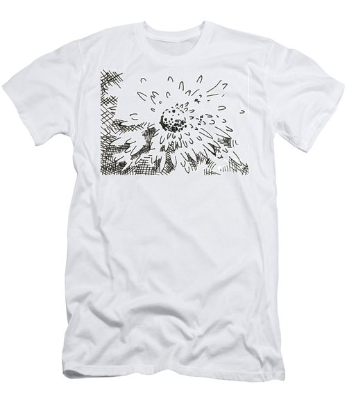 Flower 2 2015 - Aceo Men's T-Shirt (Athletic Fit)