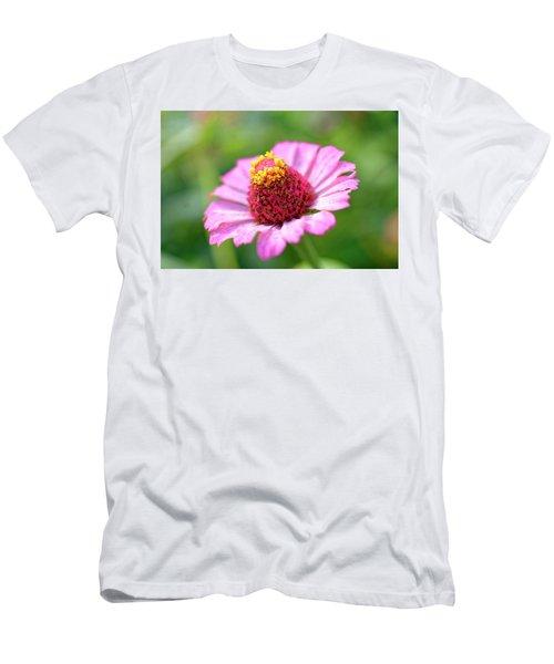 Flower Close-up Men's T-Shirt (Athletic Fit)
