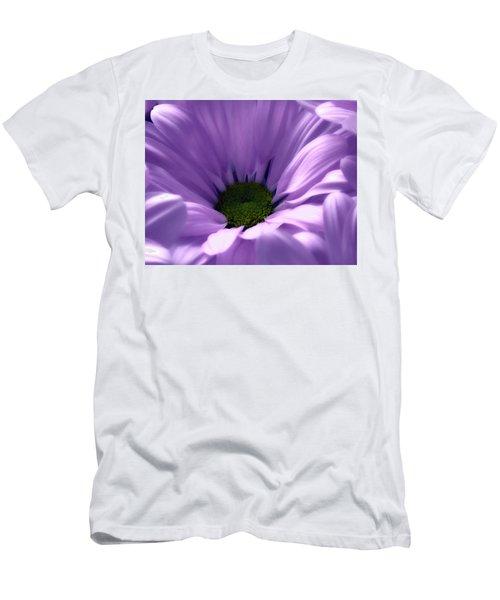 Flower Macro Beauty 4 Men's T-Shirt (Athletic Fit)