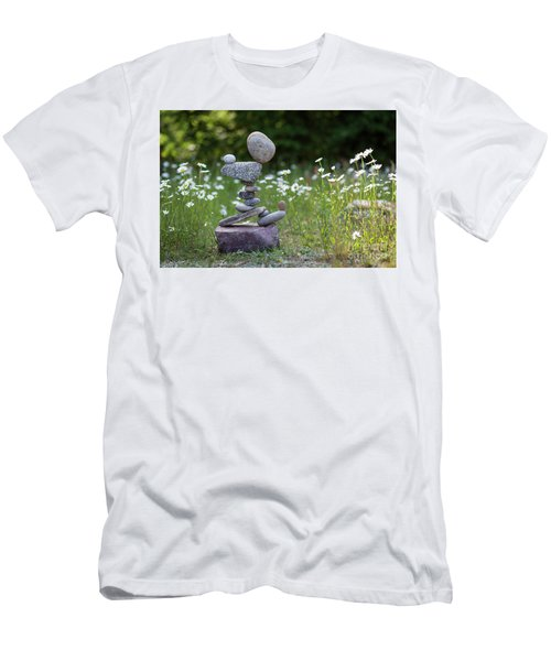 Flower Of Love. Men's T-Shirt (Athletic Fit)