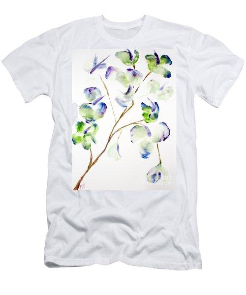 Flower  Men's T-Shirt (Athletic Fit)