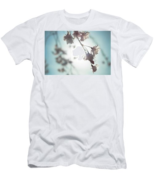 Flowering Tree 02 Men's T-Shirt (Athletic Fit)